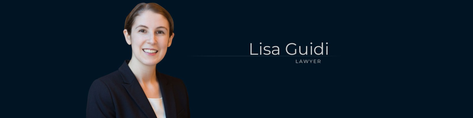 Lisa Guidi – Lawyer at Dominion GovLaw LLP