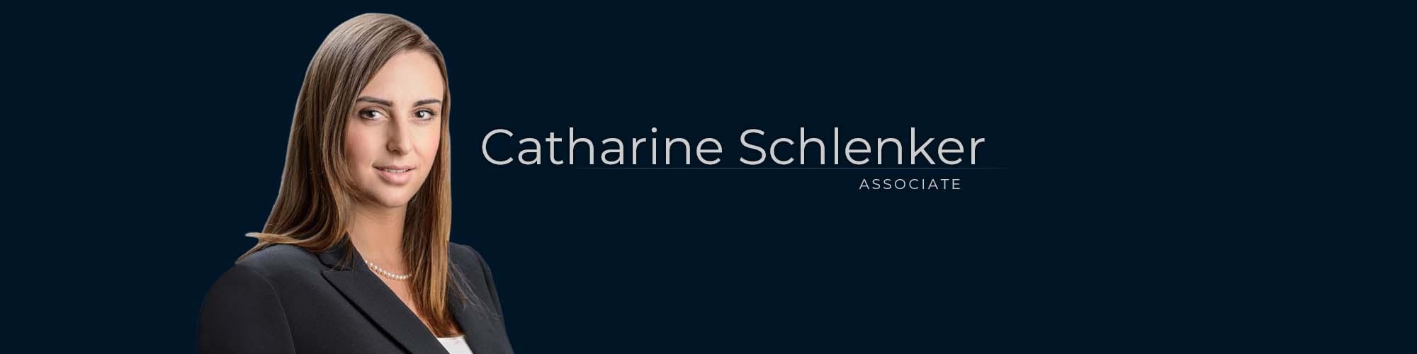 Catharine Schlenker – Lawyer at Dominion GovLaw LLP