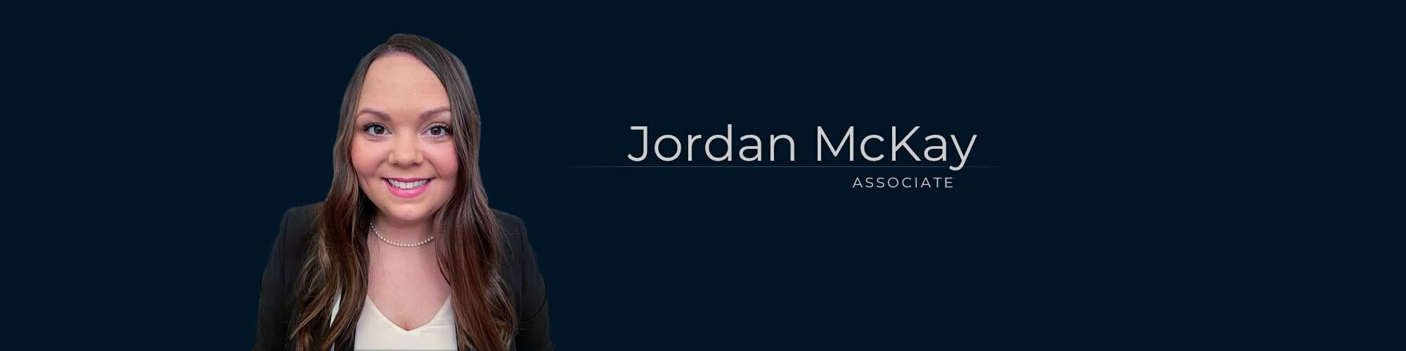 Jordan McKay, Lawyer at Dominion GovLaw LLP