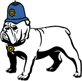 Winston, the Bylaw Bulldog